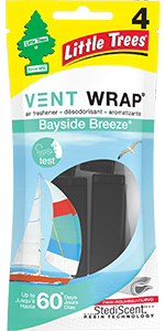 Bayside Breeze Little Trees Vent Wrap