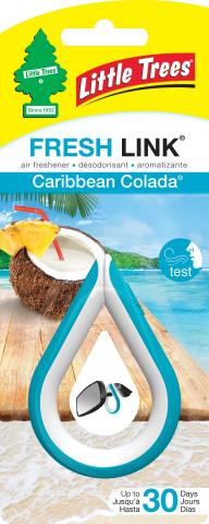 Caribbean Colada Little Trees Fresh Link