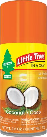 Coconut Little Trees in a Can