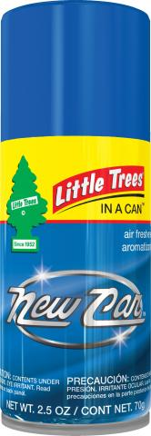 New Car Scent Little Trees in a Can