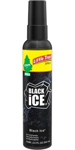 Black Ice Little Trees Pump Spray