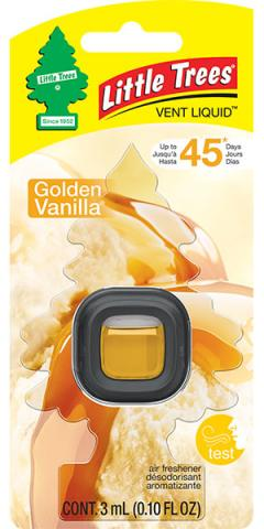 Golden Vanilla vent liquid