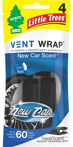 New Car Scent Little Trees Vent Wrap