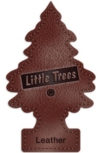 Leather Little Tree