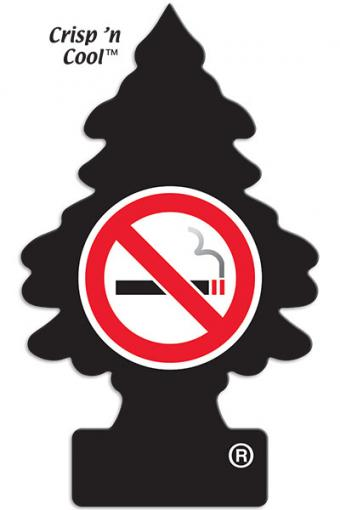No Smoking Little Tree